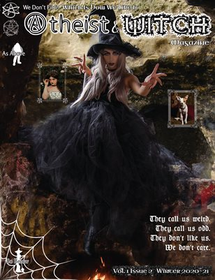 Atheist & Witch Magazine Issue 2 Winter 2020-2021