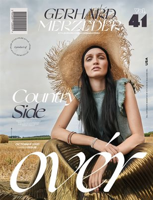 OCTOBER 2021 Issue (Vol – 41) | OVER Magazines