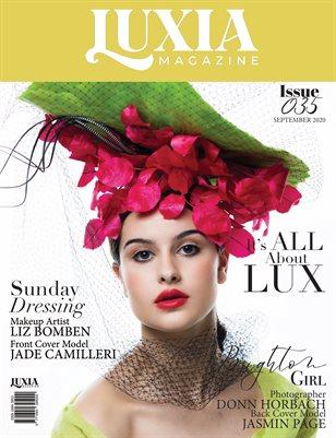 September 2020, Issue 035