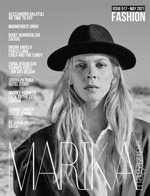 MARIKA MAGAZINE FASHION (ISSUE 917 - MAY)