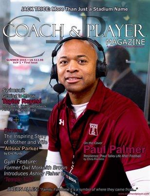 Coach & Player Magazine: Summer 2015