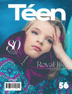 APRIL 2021 Issue (Vol: 56) | TÉENCRUZE Magazine