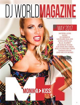 DJ WORLD MAY 2017