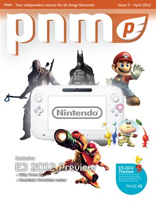 Pure Nintendo Magazine (PNM) Issue 5
