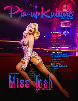 Pinup Kulture Magazine Volume 4, Issue 5-May