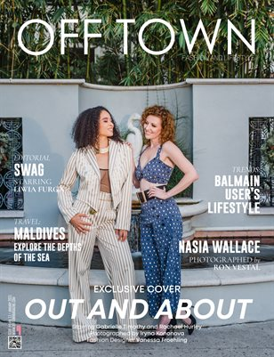 OFF TOWN MAGAZINE #4 VOLUME 11
