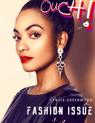 Vol.30 Lyndie Greenwood 'Fashion Issue'