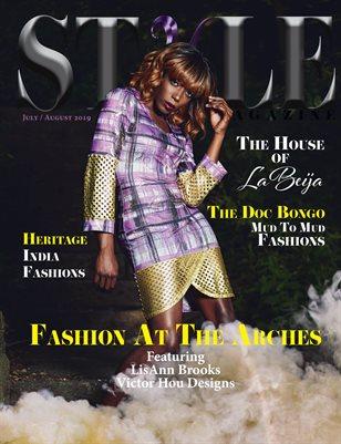 Style Magazine Jul/Aug 2019