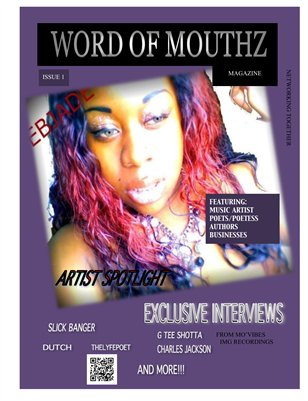 Word of Mouthz Issue 1
