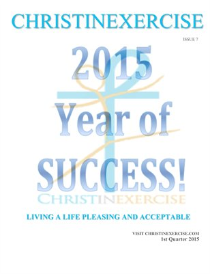CIE Magazine 2015 Year of SUCCESS! Issue #7