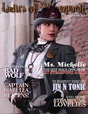Ladies of Steampunk Magazine: Volume 1, Issue 3