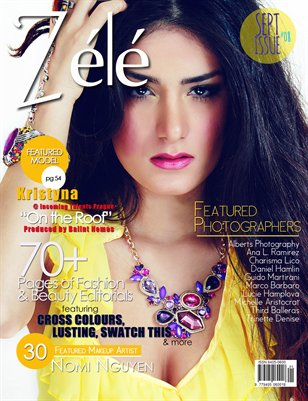 ZéléMagazine_SEPTEMBER 2014 ISSUE #8