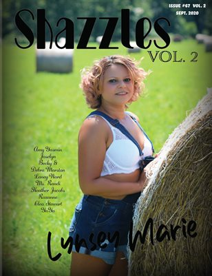 Shazzles Casual Issue #67 Cover Model Lynsey Marie