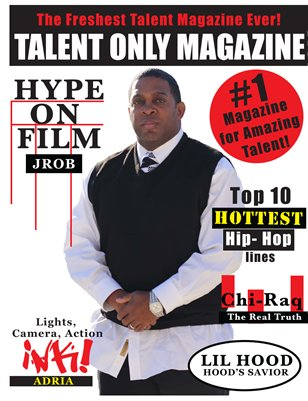 T.O. Mag Issue 3 Vol. 1