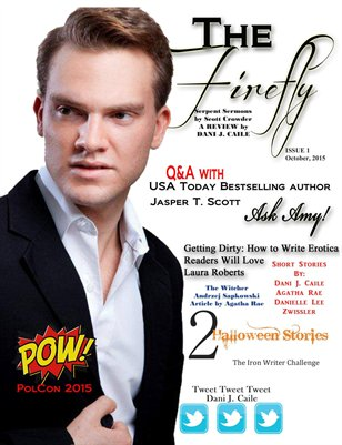 The Firefly - October 2015 Issue#1
