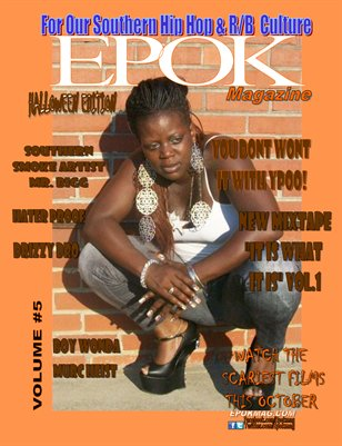 EPOK MAGAZINE OCTOBER/NOVEMBER 2012