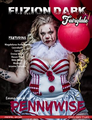 Fuzion Dark : Emma Marie FairyTale Cover 2 April 2021