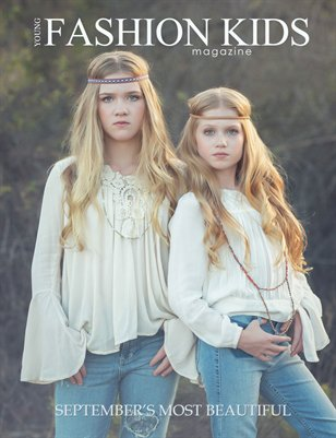 Young Fashion Kids Magazine | SEPTEMBER MOST BEAUTIFUL ISSUE