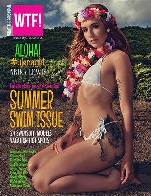 WTF! The Swim Issue #32