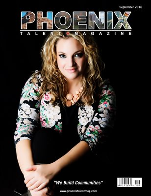 Phoenix Talent Magazine September 2016 Edition