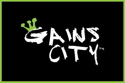 Gains City Logo Poster