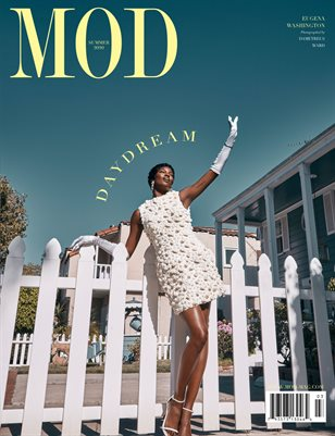 MOD Magazine: Volume 9; Issue 3; THE DAYDREAM ISSUE (Cover 7)