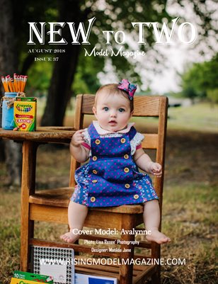 New To Two Model Magazine Issue #37