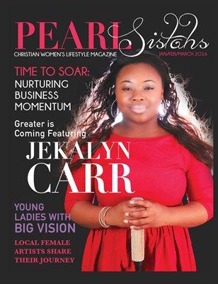 Pearl Sistahs Magazine - Jan 2016