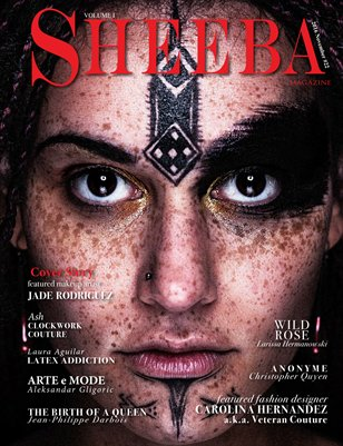 Sheeba Magazine 2016 November Volume I