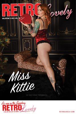 Miss Kittie Valentine's 2021 Cover