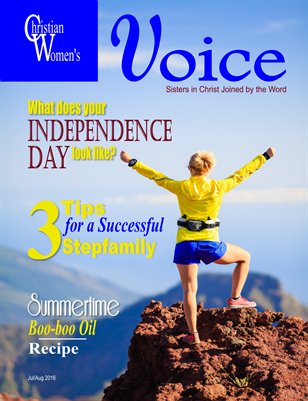 Christian Women's Voice July/August 2016