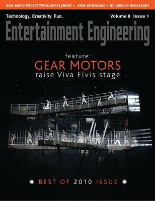 Gear Motors/Best of 2010 Issue