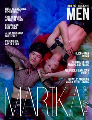 MARIKA MAGAZINE MEN (MARCH - ISSUE 717)
