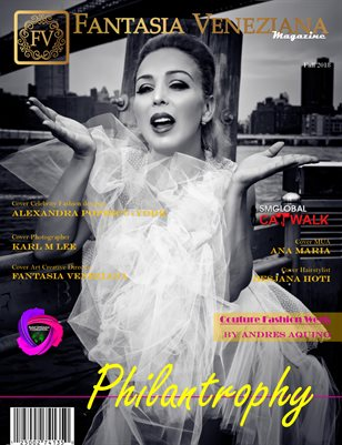 Philantrophy Fall Issue II 2018