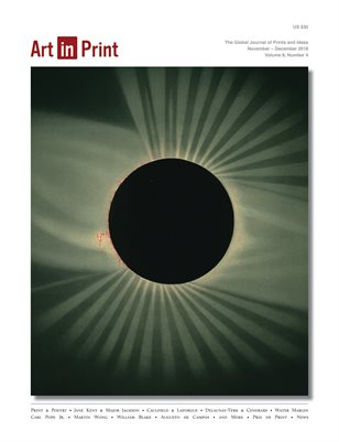 Art in Print, Volume 8/Issue 4