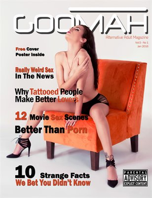 Goomah Magazine - Jan 2016