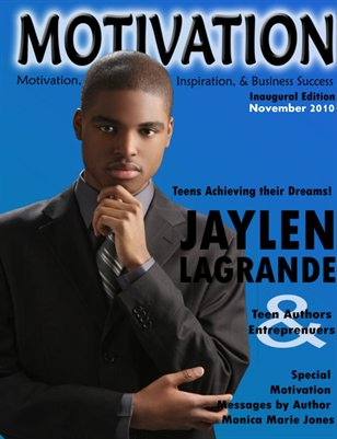 Innagural Issue - Fall 2010