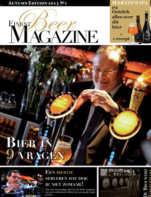 Finest beer Magazine NL