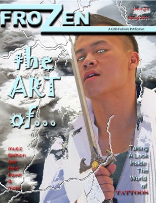 Issue 3.0 - The Art Of...