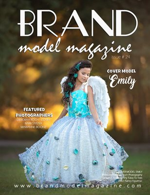 Brand Model Magazine - Issue # 24