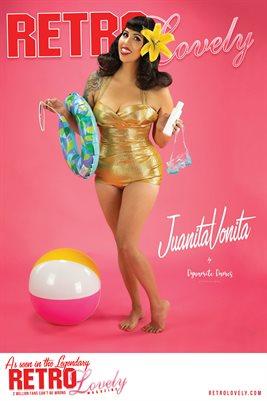 JuanitaVonita Cover Poster
