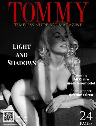 Ali Claire - Light and Shadows - Femmesiren