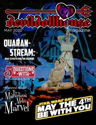 DEVILDOLLHOUSE MAGAZINE MAY THE 4TH