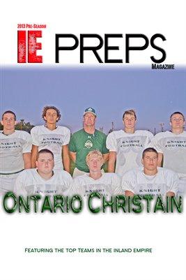 Ontario Christian Cover