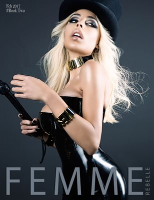 Femme Rebelle Magazine February 2017 - BOOK 2