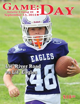 Volume 4 Issue 20 - Lil' River Road vs Lil' Eagles