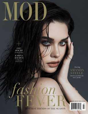 MOD Magazine: Volume 7; Issue 3; FASHION FEVER - Cover #1