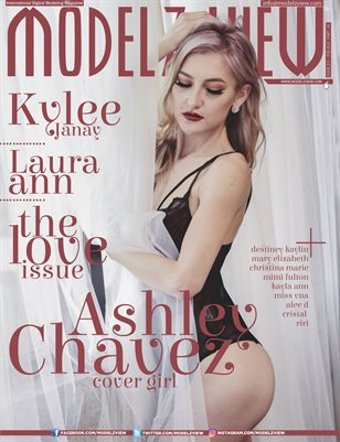 MODELZ VIEW FEB 2021- The Love Issue 5 - { ISSUE 211 }