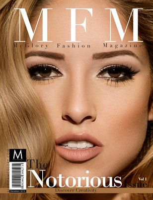 McGlory Fashion Magazine (((VOL 1)))