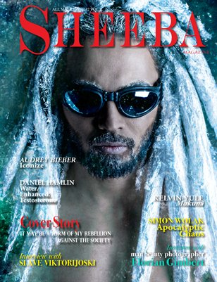 Sheeba Magazine 2016 All Male #2 VOL II